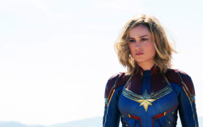 Episode 23: Geeking Out About Captain Marvel: Higher, Further, Faster, Feminist