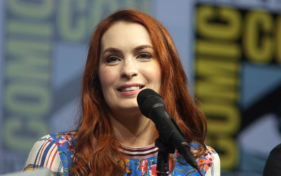 Episode 37: Geek Herring Reviews You're Never Weird on the Internet… Almost by Felicia Day