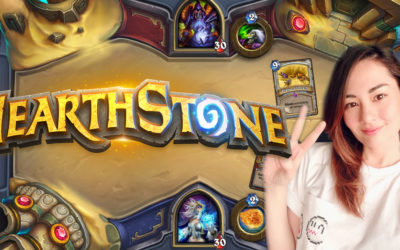 Episode 50: Geek Interview: Life as a Hearthstone Pro & Not Feeding the Trolls with Pathra Cadness