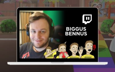 Episode 86: Geek Discussion: Twitch and #MeToo with BiggusBennus!