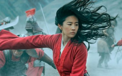 Episode 96: Geek Girl Reviews Mulan: The Good, The Bad, The Controversy
