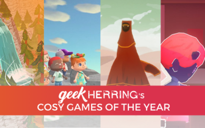 Geek Herring's Cosy Games of the Year