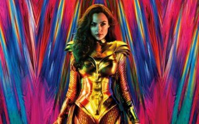 Episode 117: Geek Girl Reviews: Wonder Woman 1984…. Because -Someone- Has To